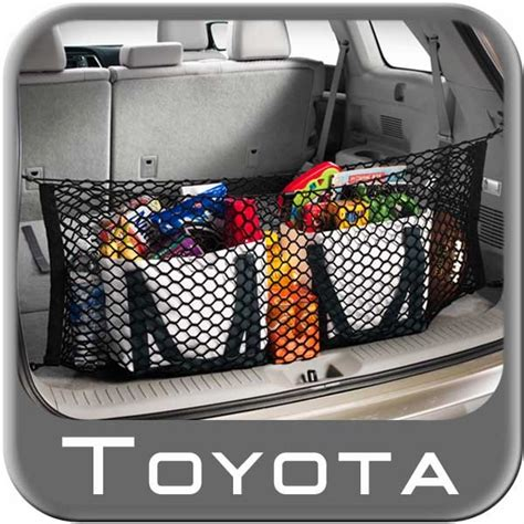 Toyota Cargo Net New Toyota Cargo Net From Brandsport Auto Parts