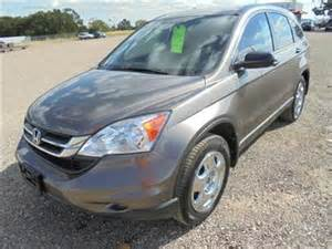 Honda Rivergate 2011 Honda Cr V For Sale Belton Tx Carsforsale