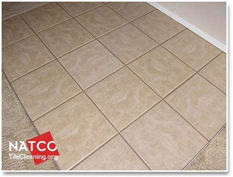 changing grout color from dark to light tile grout color tile design ideas
