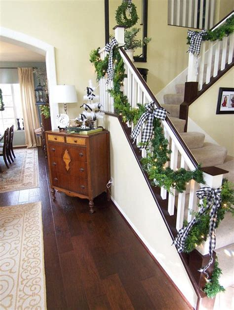christmas banister decorations christmas banister decorations 19 all about christmas