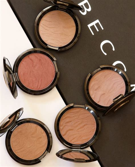 Everythings Bronzer In by The New Becca Sunlit Bronzers Are They Powders Are They