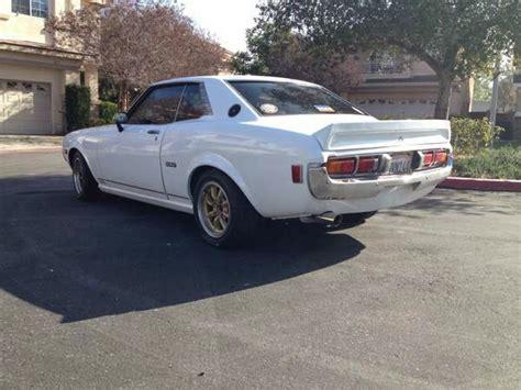 1976 Toyota Celica Gt 1976 Toyota Celica Gt Coupe Auto Restorationice
