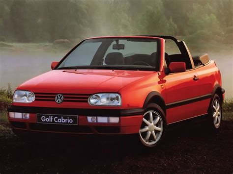 all car manuals free 1995 volkswagen cabriolet electronic valve timing review volkswagen mk 3 golf cabriolet 1995 03