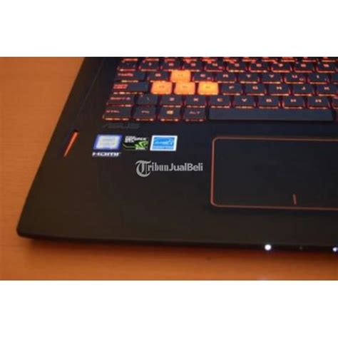 Laptop Asus Second Murah laptop gaming asus rog gl702vt ram 16gb second harga murah surabaya dijual tribun jualbeli