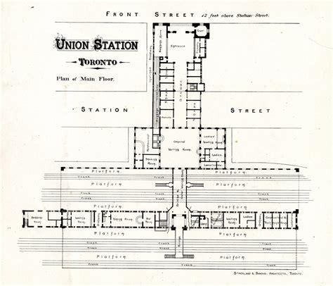 union station dc floor plan union station toronto plan of main floor digital