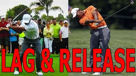 how to keep lag in golf swing how to fix your golf swing lag and weak release youtube