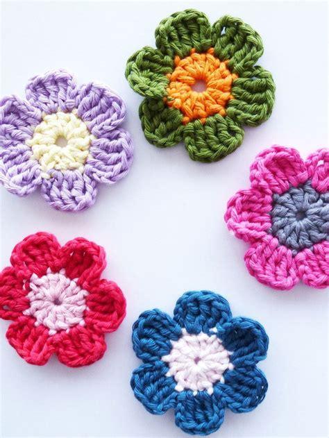 imagenes flores simples flores de croch 234 125 modelos fotos e passo a passo
