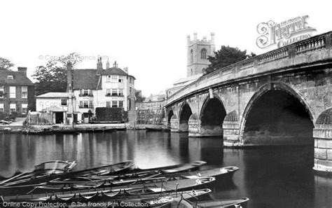 thames bridge college photo of henley on thames bridge 1890 francis frith