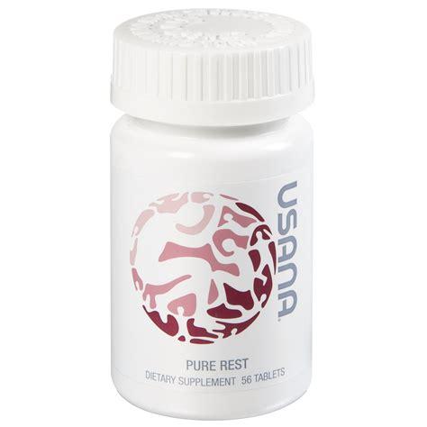 Suplemen Usana usana 174 rest performance vitamins