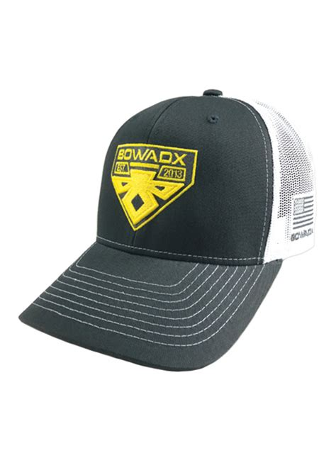 yellow grey hat bowadx bow archery t shirts and faith based apparel