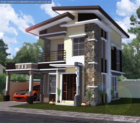 zen type home design modern zen house design philippines minimalist exteriors modern architecture