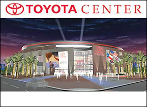 Flash Seats Toyota Center Toyota Center Will Be Home To Houston Rockets And Comets