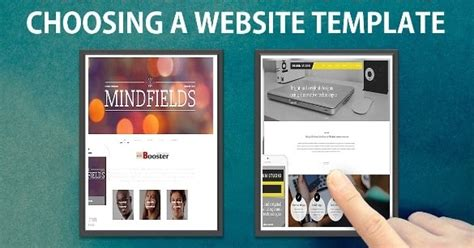 5 Factors To Consider For Choosing A Perfect Website Template How To Choose Website Template