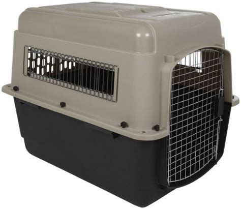 Black Door Hardware Interior Amazon Com Ultra Vari Kennel 28 Quot 25 30lb Pet Kennels