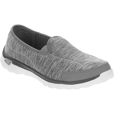 s slip on athletic shoes danskin now s memory foam slip on athletic shoe