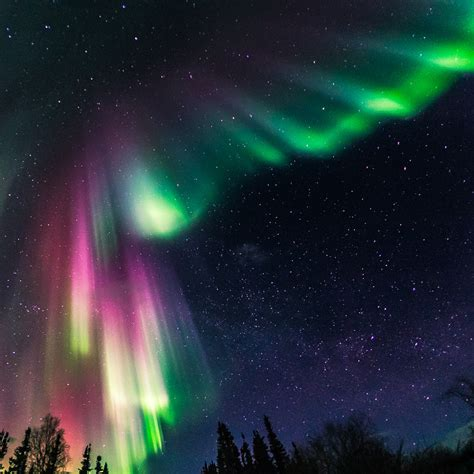northern lights alaska time of year hypnotic northern lights time lapse captured over 2