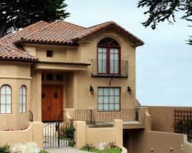 paleta de colores para exteriores y fachadas de casas de