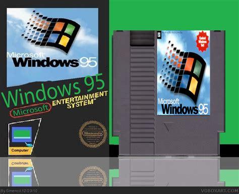 box windows 95 windows 95 nes box cover by smencil