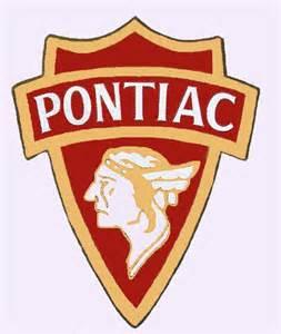 Vintage Pontiac Logo Pontiac 1930s Logo Sticker 10 00 Bob Hoyts Classic
