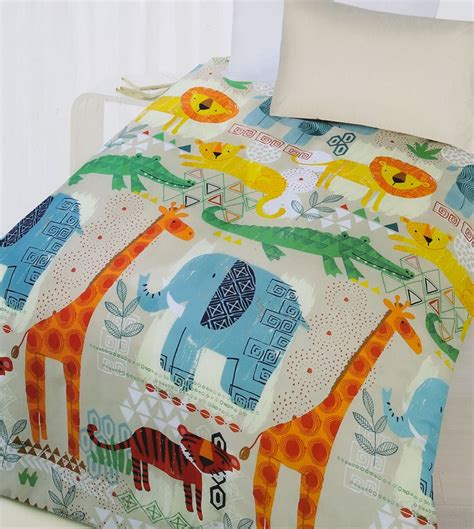 jungle bedding set jungle quilt cover set jungle bedding