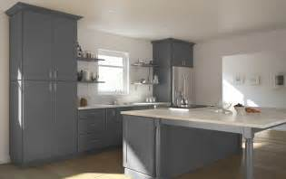 grey shaker ready to assemble kitchen cabinets kitchen cabinets - shaker grey kitchen cabinets