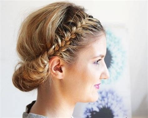 Easy Braided Hairstyles For Medium Hair by Cool Trends 3 Easy Hairstyles For Medium Length Hair
