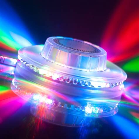 led light music disco 360 ice light show music and sound responsive