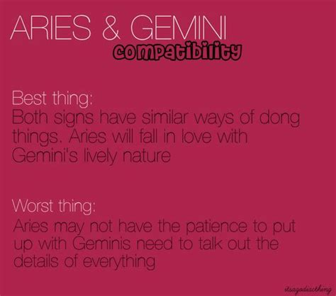 Aries And Gemini In Bed by Aries Gemini Astrology Posts Lol And Gemini