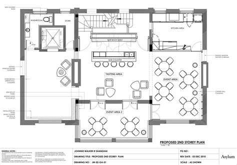 construction floor plan aeccafe archshowcase