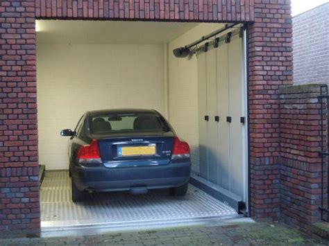 Autolift Garage by Parkeersystemen Nationale Referentie G82 In Nistelrode