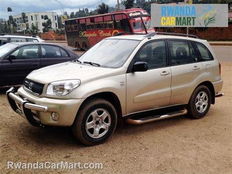 Used Cars Toyota Rav4 Used Toyota Suv 2003 2003 Toyota Rav4 Rwanda Carmart
