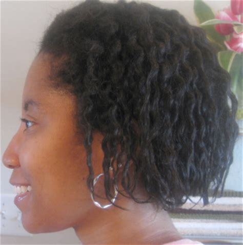 how to get a great twist out on transitioning or natural hair