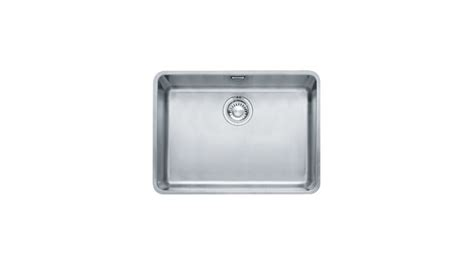kitchen sink accessories kubus polished stainless kubus kbx 110 55 in stainless steel hive kitchens