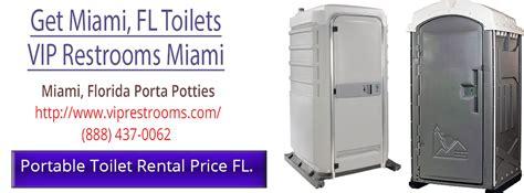 portable bathroom rental prices miami florida porta potty rental best port a potty prices