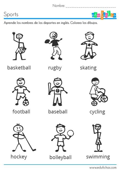 imagenes variadas en ingles cuadernillo de vocabulario en ingles para imprimir en pdf