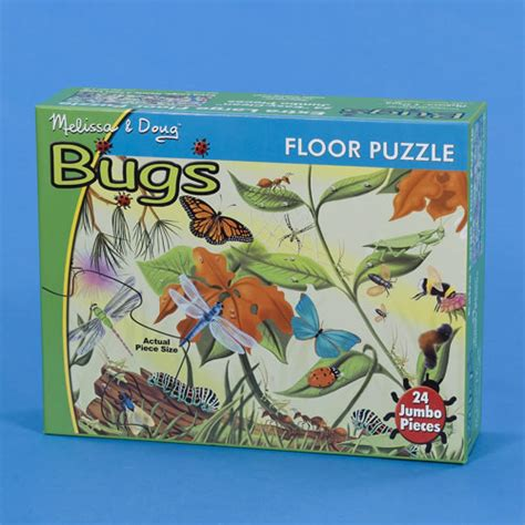 And Doug Floor Puzzle by Bug World Floor Puzzle By Doug
