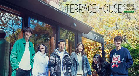 terrace house cast terrace house opening new doors フジテレビ公式 fod 1ヶ月無料