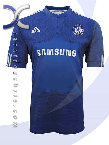Jersey New Chelsea Home new chelsea home away third jerseys for 2009 2010