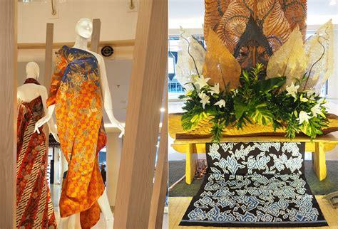 Batik Danar Hadi Di Kelapa Gading pesona batik di mal kelapa gading weddingku