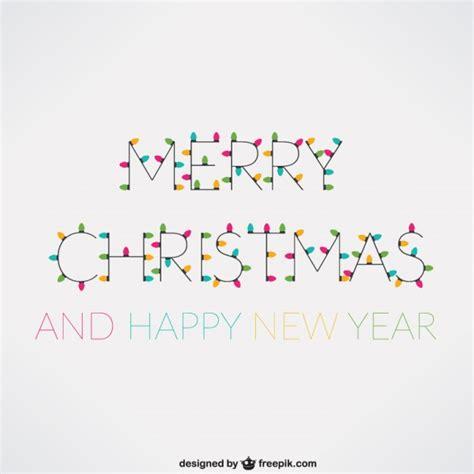 imagenes navidad minimalistas tarjeta de navidad minimalista con luces de colores