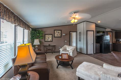 family room with a double wide mobile home floor plans 3 view the momentum iii floor plan for a 1860 sq ft palm