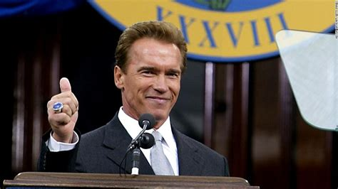 Arnold Schwarzenegger Is Re Elected by Is It Tougher For To Embrace Change Cnn