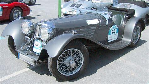 ss jaguar 100 1938 jaguar ss antique car magazine