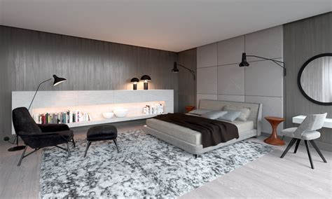 Small Area Kitchen Design by Minotti Style Bedroom Dizonaurai