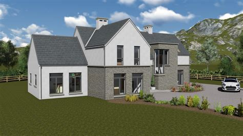 irish house plans ie house design books ireland irish house plans 2 storey house plans