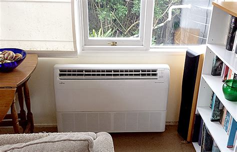 Fujitsu Floor Mounted Heat Pumps by New Fujitsu Floor Mounted Aircon Unit For Conservatory