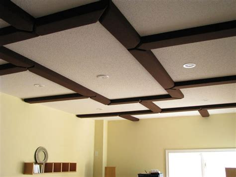 Coffered Ceiling Advantages Better Room Acoustics For Listening Rooms With Tubetraps