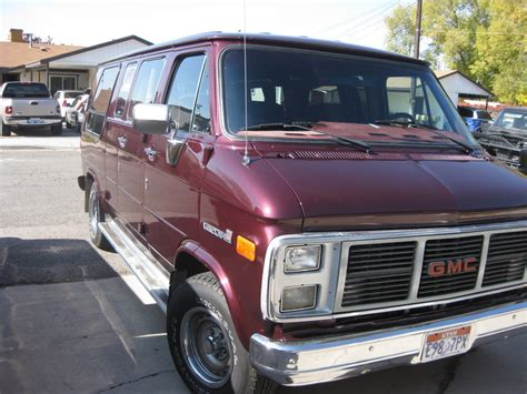 how to sell used cars 1994 gmc vandura 1500 on board diagnostic system 1994 high top gmc gmc vandura conversion van for sale used cars on buysellsearch