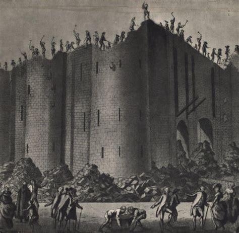 wann war der sturm auf die bastille legenden revolution es gab gar keinen sturm auf die