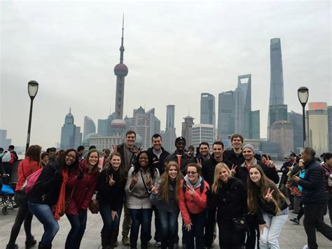 Ub Mba Mph by The Ub Mba Goes Abroad To China Business Management Mba Ms
